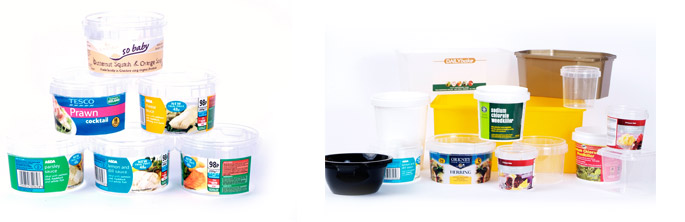 The Label Factory : Packaging supply, packing and labelling - cartons, pots, tubs and lids